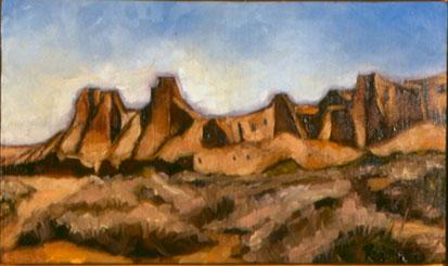 Pueblo Bonito I