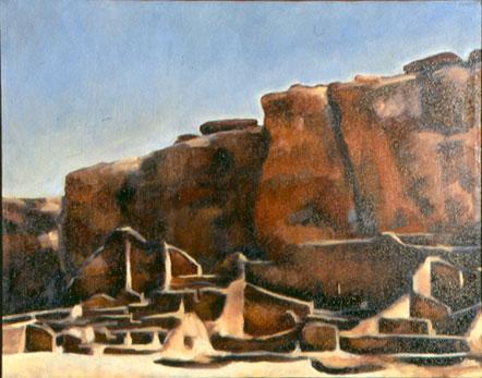 Pueblo Bonito II