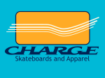Charge Skateboards and Apparel Logo