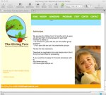 Giving Tree Site