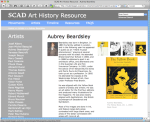 SCAD Art History Resource Site