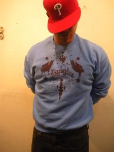 Redefine sweatshirt large