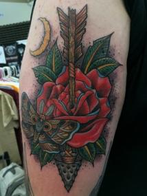 rose arrow
