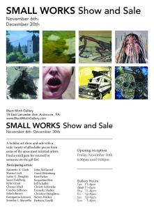 Small Works 6x4_postcard