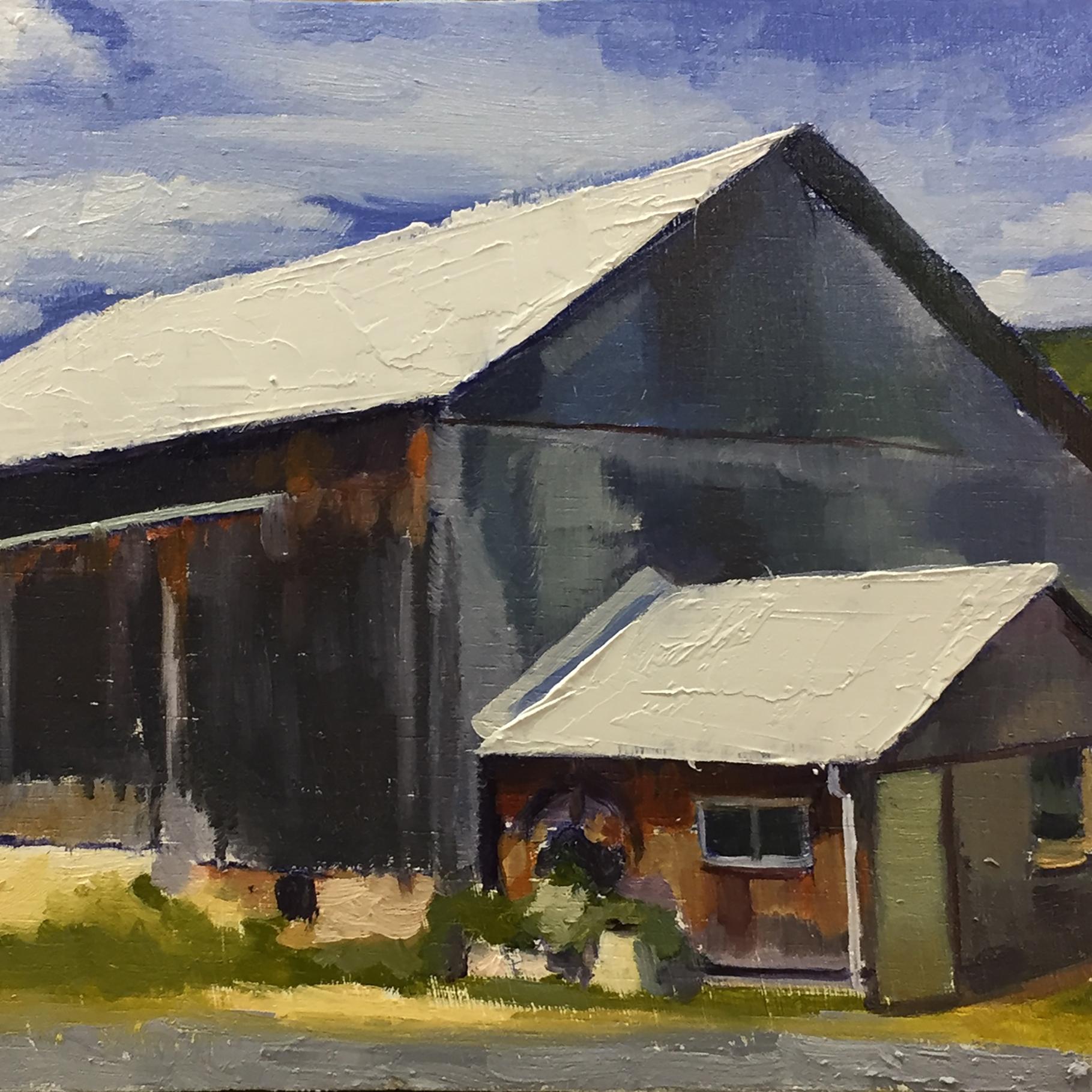 Upstate Barn